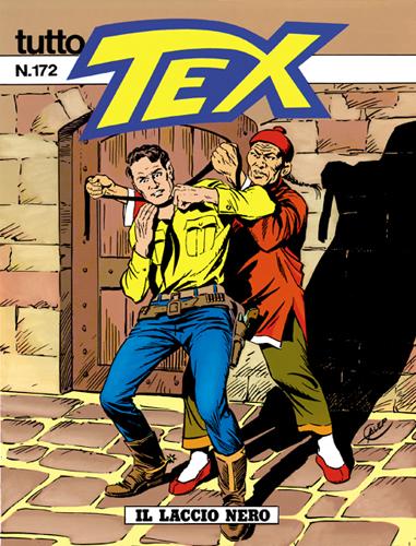 Tutto Tex n.172 - Il laccio nero