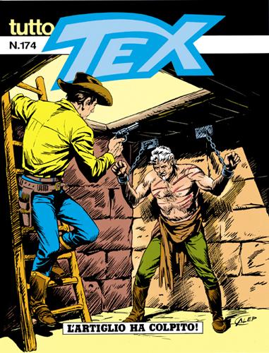 Tutto Tex n.174 - L'artiglio ha colpito