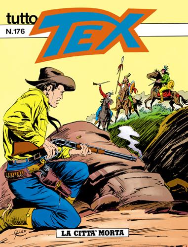 Tutto Tex n.176 - La città morta