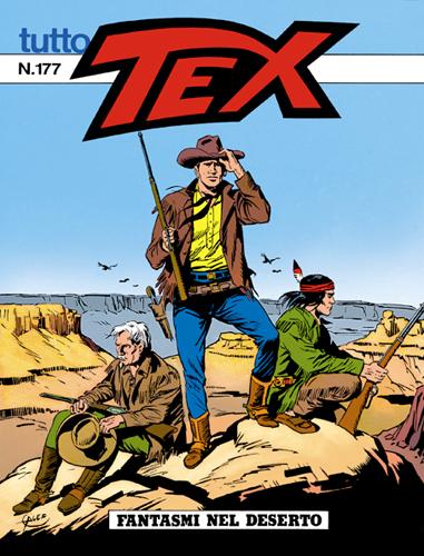 Tutto Tex n.177 - Fantasmi nel deserto