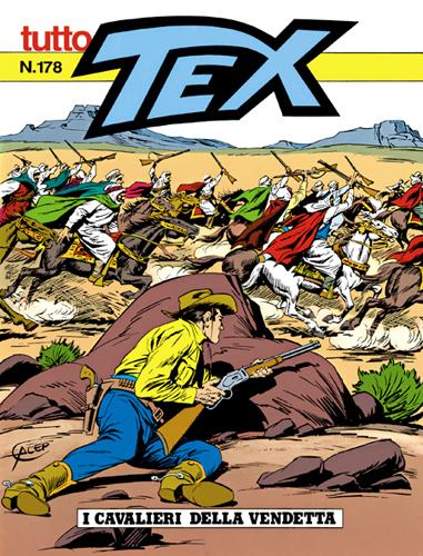 Tutto Tex n.178 - I cavalieri della vendetta