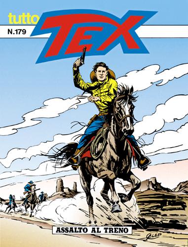 Tutto Tex n.179 - Assalto al treno