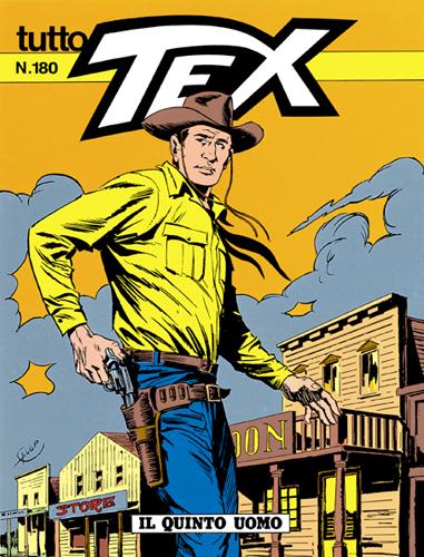 Tutto Tex n.180 - Il quinto uomo