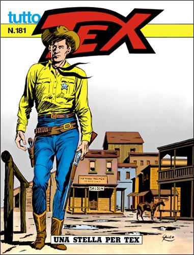 Tutto Tex n.181 - Una stella per Tex