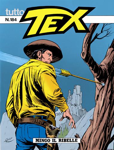 Tutto Tex n.184 - Mingo il ribelle