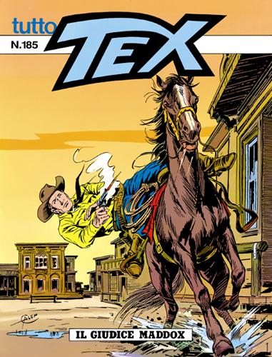 Tutto Tex n.185 - Il giudice Maddox
