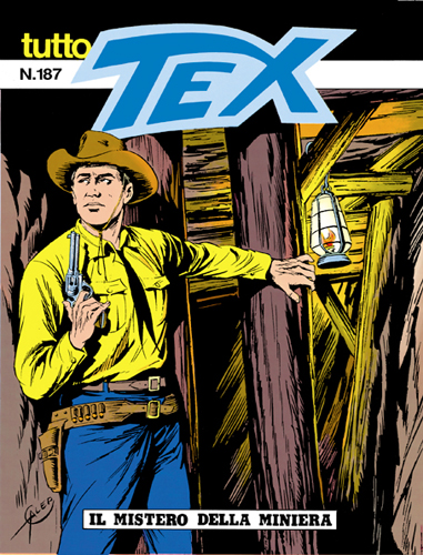 Tutto Tex n.187 - Il mistero della miniera