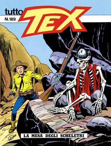 Tutto Tex n.189 - La mesa degli scheletri