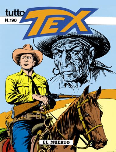 Tutto Tex n.190 - El Muerto