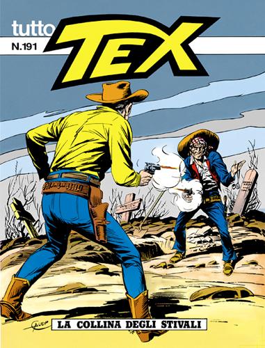 Tutto Tex n.191 - La collina degli stivali