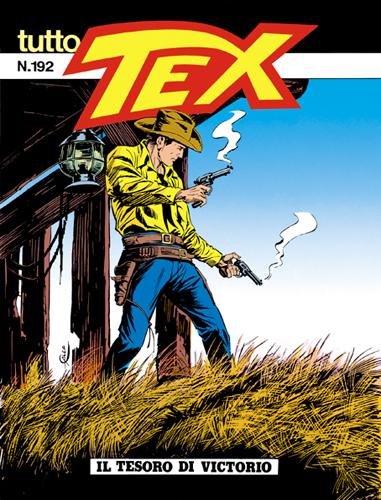 Tutto Tex n.192 - Il tesoro di Victorio