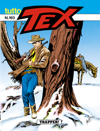 Tutto Tex n.193 - Trapper!