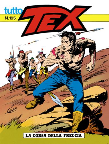 Tutto Tex n.195 - La corsa della freccia