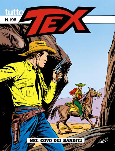 Tutto Tex n.198 - Nel covo dei banditi