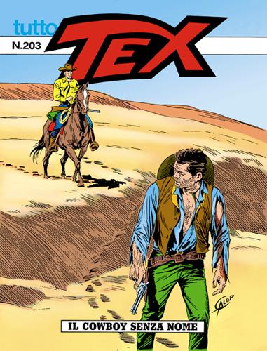 Tutto Tex n.203 - Il cowboy senza nome