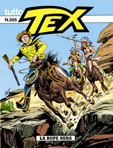 Tutto Tex n.205 - La rupe nera
