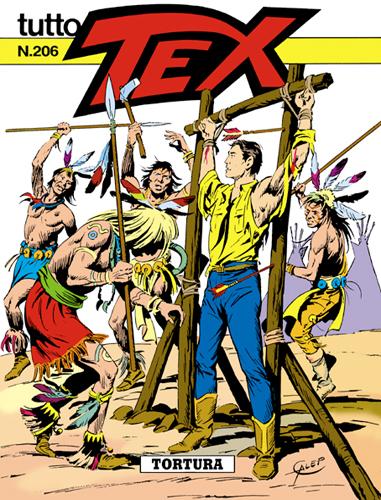 Tutto Tex n.206 - Tortura
