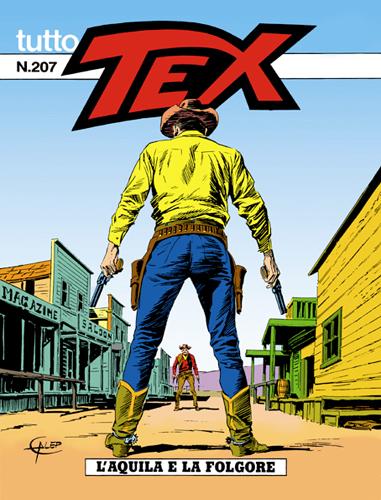 Tutto Tex n.207 - L'aquila e la folgore