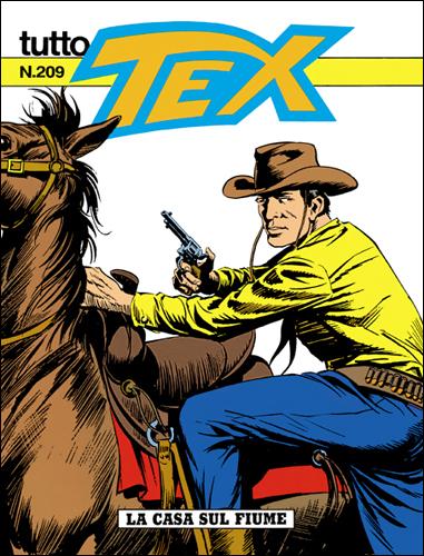 Tutto Tex n.209 - La casa sul fiume