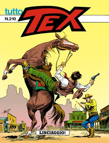 Tutto Tex n.210 - Linciaggio!