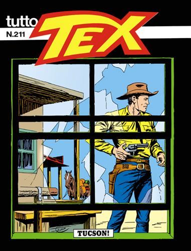 Tutto Tex n.211 - Tucson