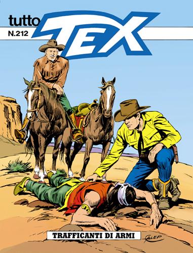 Tutto Tex n.212 - Trafficanti di armi