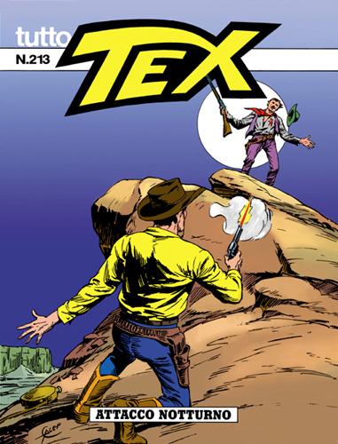 Tutto Tex n.213 - Attacco notturno