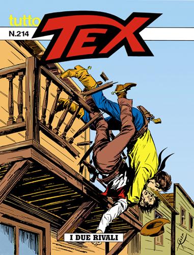 Tutto Tex n.214 - I due rivali