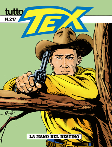 Tutto Tex n.217 - La mano del destino