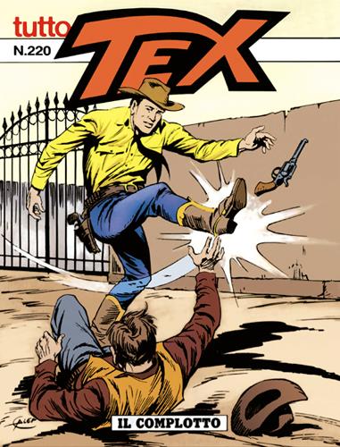 Tutto Tex n.220 - IL complotto