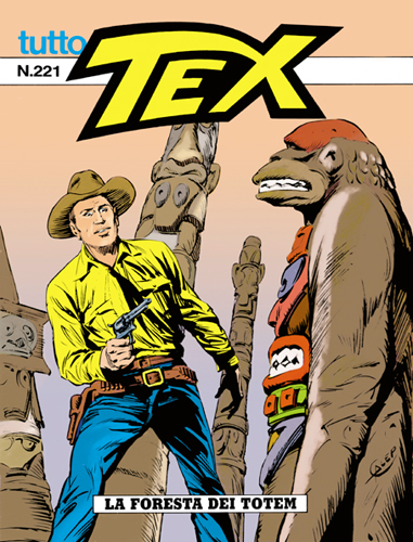 Tutto Tex n.221 - La foresta dei totem