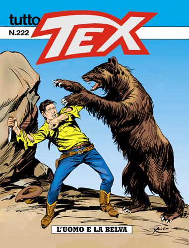 Tutto Tex n.222 - L'uomo e la belva