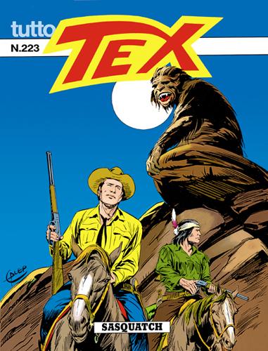 Tutto Tex n.223 - Sasquatch