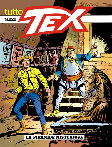 Tutto Tex n.228 - La piramide misteriosa