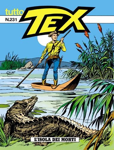 Tutto Tex n.231 - L'isola dei morti