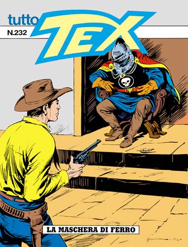Tutto Tex n.232 - La maschera di ferro