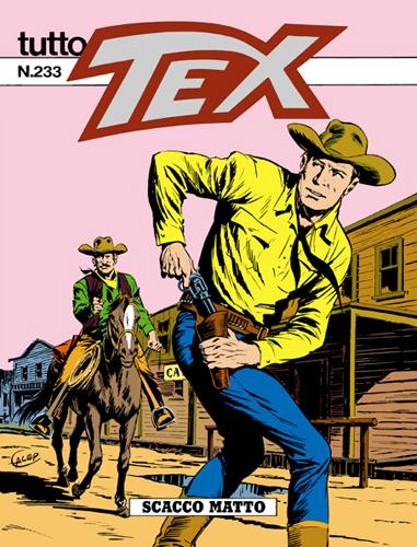 Tutto Tex n.233 - Scacco matto
