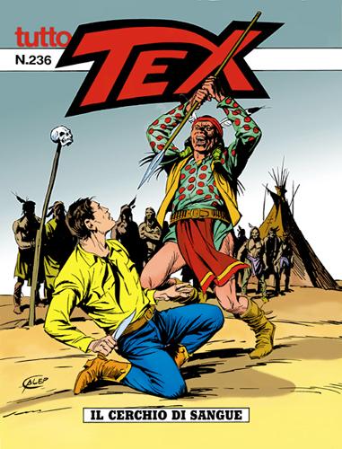 Tutto Tex n.236 - Il cerchio di sangue