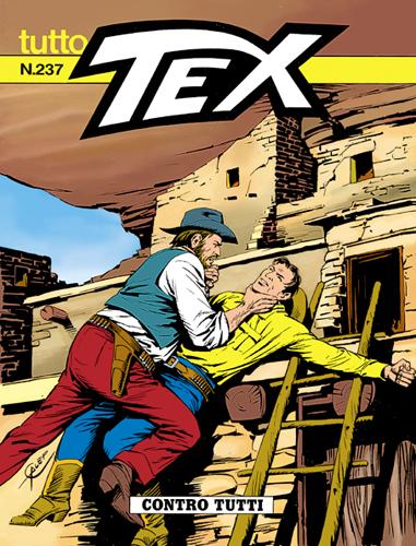 Tutto Tex n.237 - Contro tutti