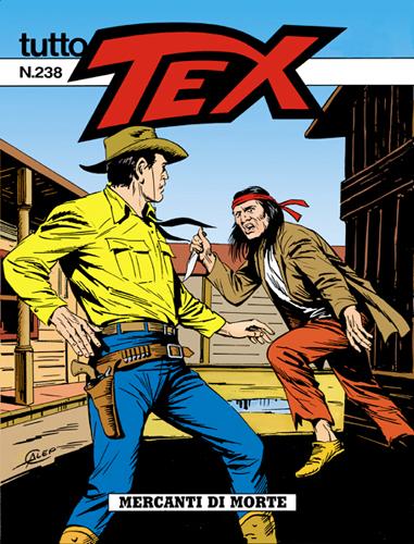 Tutto Tex n.238 - Mercanti di morte