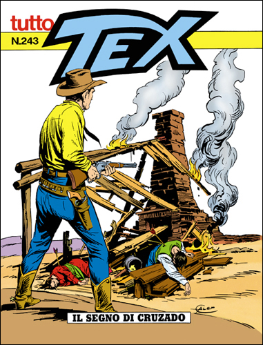 Tutto Tex n.243 - Il segno di Cruzado