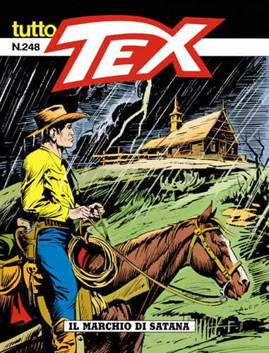 Tutto Tex n.248 - Il marchio di Satana