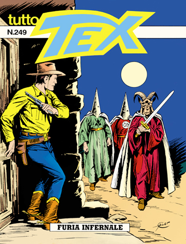 Tutto Tex n.249 - Furia infernale