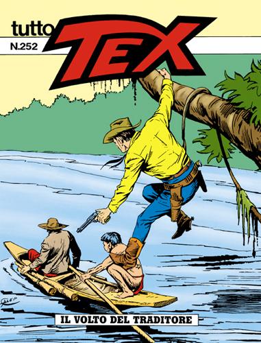 Tutto Tex n.252 - Il volto del traditore