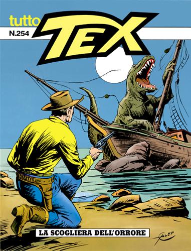 Tutto Tex n.254 - La scogliera dell'orrore