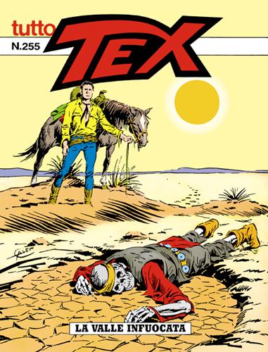 Tutto Tex n.255 - La valle infuocata
