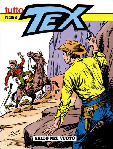 Tutto Tex n.258 - Salto nel vuoto