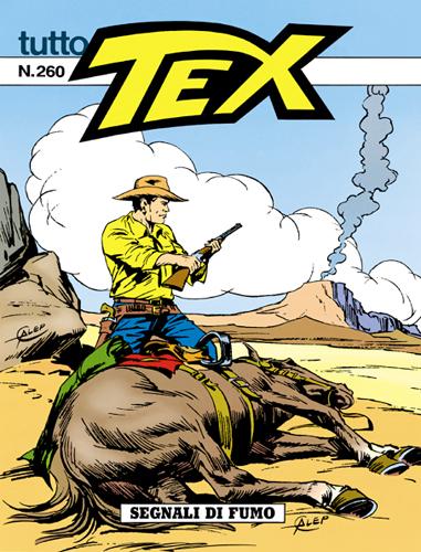 Tutto Tex n.260 - Segnali di fumo