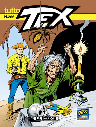 Tutto Tex n.266 - La strega