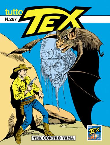 Tutto Tex n.267 - Tex contro Yama